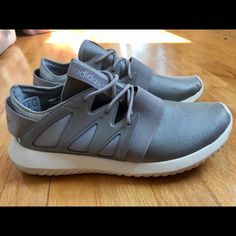 competitive price dbb82 43079 adidas Shoes   Adidas Tubular Viral   Color  Gray Silver   Size  5.5