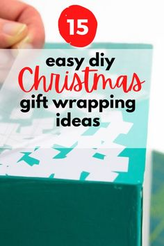 Make 2020 more eco friendly with these quick and easy unique sustainable Christmas gift wrapping inspiration. The creative holiday gift wrapping ideas are cute and fun. Perfect for kids presents. Homemade Gift Bags, Homemade Stamps, Easy Diy Christmas Gifts, Christmas Gift Wrapping, Holiday Crafts, Custom Gift Bags, Fabric Gift Bags, Presents For Kids, Sewing Basics