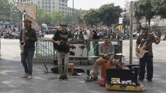 Latin Panas playing at Placa de Catalunia  Watch the video https://youtu.be/cw1Krjz9wZQ #travel #barcelona #video #music