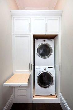 Stunning Small Laundry Room Design Ideas 05