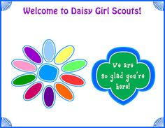 Troop Leader Mom: Getting Started with Daisy Girl Scouts (and Brownies Too!): Daisies: First Meeting Ideas and Preparation