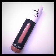 Calvin Klein All Day Perfection Lip Color 800 Blur Calvin Klein CK One Color - All Day Perfection Lip Color in 800 Blur. Beautiful nude shade that doesn't suit my skin tone. My loss, your gain. Swatched once, will spritz with alcohol to sanitize prior to shipping. This has a creamy, long lasting formula that results in a bold, buildable, and high-shine finish. No trades, PayPal, Merc-ri or holds please. I won't respond to those requests.  *PRICE IS FIRM* Calvin Klein Makeup Lipstick
