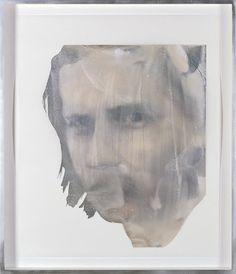 matt saunders artist | matt saunders matti pellonpaeae 3 2006 painting 58 9 x