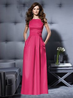 @Robyn Johnson the necklace you like right? Dessy Collection Style 2796 http://www.dessy.com/dresses/bridesmaid/2796/