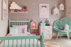 You can turn your own child's room to something absolutely stunning in so many ways and styles with these truly amazing ideas we collected for kids rooms.