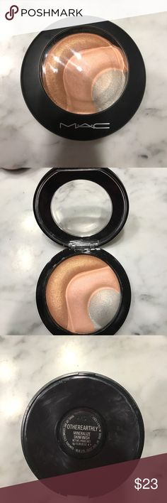 MAC Mineralize SkinFinish Otherearthly, discontinued, barely used MAC Cosmetics Makeup Face Powder
