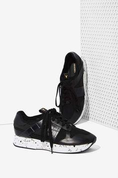 Windsor Smith Walk On By Mesh Sneaker