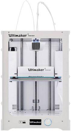 Bosch Announces Global Investment in Ultimaker 3 Extended Printers Desktop 3d Printer, Grand Format, Large Format, Spool Holder, Usb, It Network, Locker Storage, 3d Printing, Investing