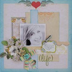 Life - C'est Magnifique May Kit - Scrapbook.com