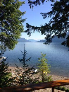 Shuswap  lake Canada