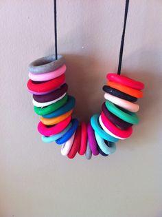 Fruit Loop necklace - $60 www.madeit.com/GeorgiaLong