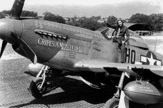 P-51D Mustang, 352nd Fighter Group. Major George E. Preddy, Jr. | Flickr - Photo Sharing!
