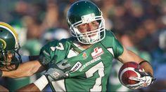 Dressler named CFL All-Star | Saskatchewan Roughriders Football Team, Football Helmets, Go Rider, Saskatchewan Roughriders, Saskatchewan Canada, Green Colors, All Star, Pride, Fan