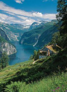 Fjord, Norway