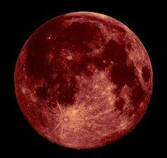 "Under the Full ""Strawberry"" Moon – 2 June 2015 | Lantern Timeglass ..."