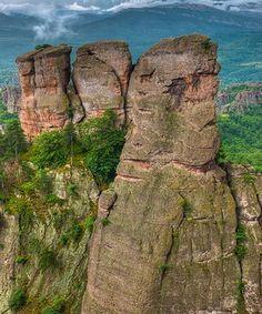 Amazing Rock Formation – Bulgaria