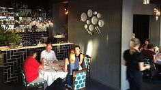 The Caveau restaurant is the jewel in the crown of Wollongong's food scene.
