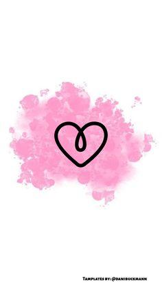 Instagram Blog, Prints Instagram, Instagram Frame, Story Instagram, Iphone Background Wallpaper, Heart Wallpaper, Panda Wallpapers, Cute Wallpapers, Pink Story