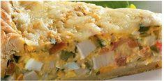 Aprenda a fazer agora mesmo essa receitinha de Torta de Palmito Rápida, super diferenciada e que vai surpreender muitos paladares.