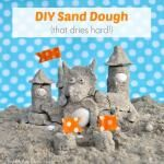 How to Make a Lasting Sand Castle from DIY ...