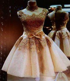 vestidos de debutantes dourado - Pesquisa Google