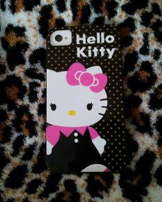 Hello Kitty iPhone case<3