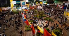 """""""The Feria de Libro de Bogotá is held in late April/early May. Since the first book fair was launched in 1988 the event has gone from strength to strength, with around 300,000 visitors from across the globe """" Colombia: the Bradt Guide www.bradtguides.com"""