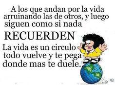 ... Sabiduría Mafalda...