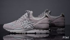 zapatillas asics gel lyte v total grey