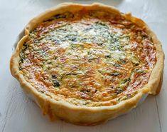 stuttgartcooking: Bärlauch-Käse-Tarte Brunch, Homemade, Breakfast, Quiches, Pie, Savoury Pies, Meat, Morning Coffee, Home Made