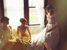 SAMPLE SALE 1950's style happy yellow dress.