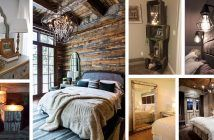 26 Rustic Bedroom Design and Decor Ideas for a Cozy and Comfy Space