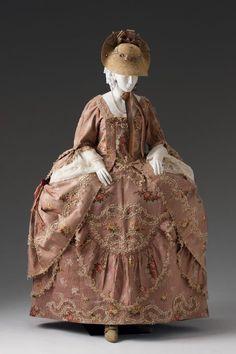 Robe a la Polonaise 1780