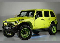 2013 Jeep Wrangler Unlimited (24S Pkg)