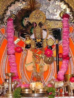 Shree Krishna temple, rajasthan.