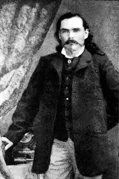 "William ""Billy"" Dixon (1850-1913) - Scout, plainsman, buffalo hunter ..."