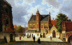 Прогулки сквозь века | ВКонтакте  Willem Koekkoek (1839 – 1885)