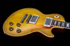 1959 Gibson Les Paul Standard 1959 Gibson Les Paul, Les Paul Standard, Gibson Guitars, Dave Grohl, Custom Guitars, Epiphone, Guitar Design, Van Halen, Indie Music