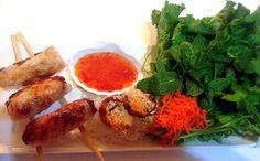 La Fabrique Gourmande: Chả giò Heo Tôm : Nems Vietnamiens