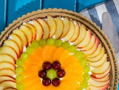 מתכון: פאי פירות עם פודינג וניל