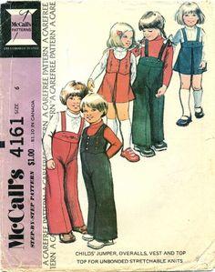 vintage McCalls 4161 size 4