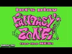 Let's Play Fantasy Zone for the NES (Tengen version)