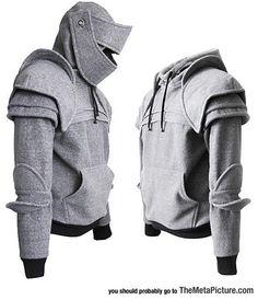 Knight Sweatshirt. Already on the Christmas list.
