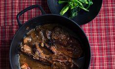 Nigel Slater's Pot roast pork with star anise and ginger Pork Recipes, Slow Cooker Recipes, Cooking Recipes, Healthy Recipes, Slow Cooking, Savoury Recipes, Pressure Cooking, Free Recipes, Recipies