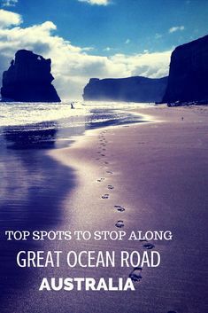 awesome Australia's Great Ocean Road is hailed as one of the world's most epic road ...
