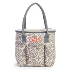 Initials, Inc. - Stash & Dash in Sonoma - Free Personalization Initials Inc, Mobile Office, Home Based Business, Zipper Pulls, Summer 2016, How To Look Pretty, Diaper Bag, Exterior, Drop