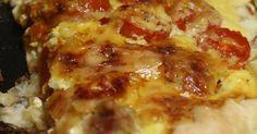 Quiche au thon, tomates cerises et moutarde | YakaManger Salé | Pinterest | Quiche