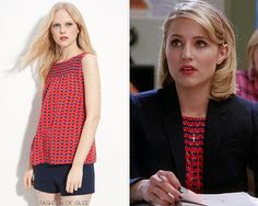 Marc by Marc Jacobs Light Hearted Silk Top - $248.00 Worn with:J. Crew blazer,Vera Bradley backpack