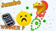 AGARIO HUNGER GAMES - Agar.io + IPHONE 6 GIVEAWAY WINNER