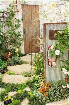 第13回国際バラとガーデニングショウ PART5 素敵なドア : エーデルワイスPhoto